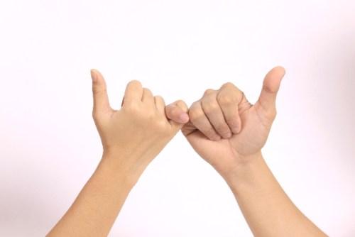 恋愛心理学による男性が本命にする行動 相手の約束をしっかり守る