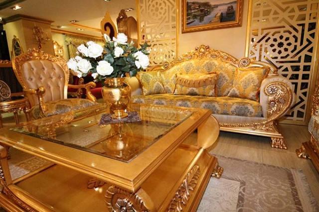 класически мебели