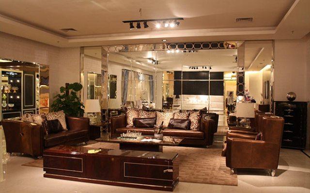рустикален стил мебели
