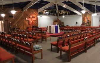interior epsicopal church wichita falls