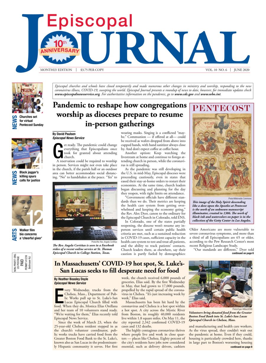 Episcopal Journal Digital-only Subscription - 2 year