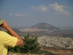 Holy Land - Luke 4