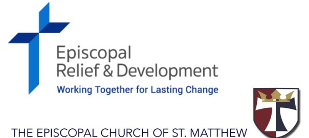 Episcopal Relief Logo Featured Image