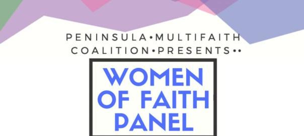 Women of Faith panel, no ESM logo