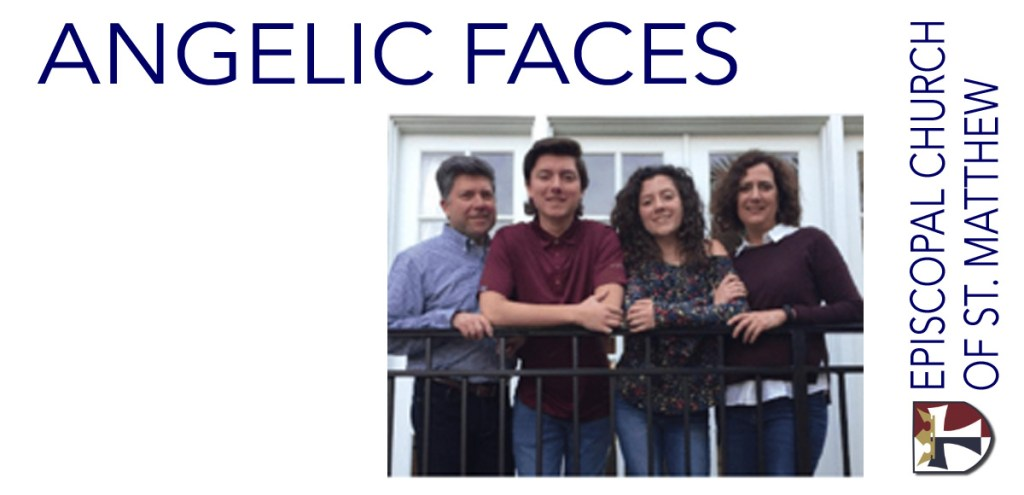 Angelic Faces: The Hagerty Family