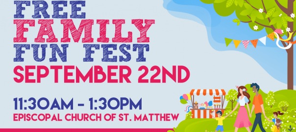 Family Fun Fest and Parish Picnic, September 22