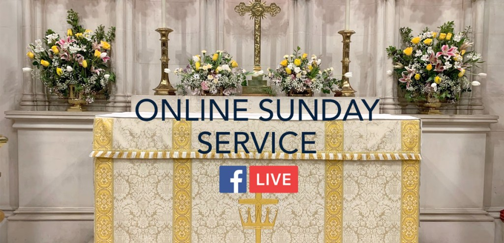 Sunday Service, May 17, 2020