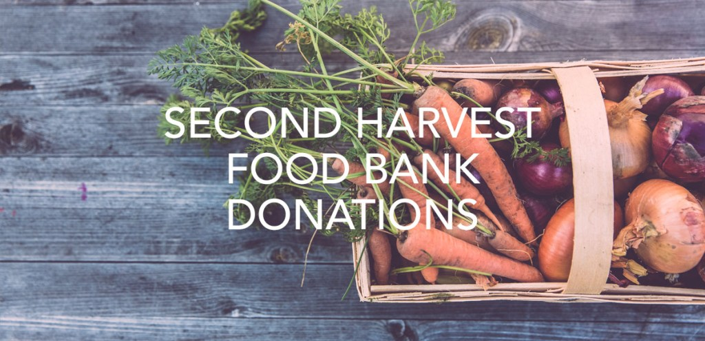 Second Harvest Food Bank In Desperate Need