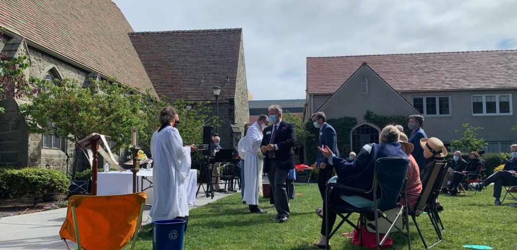 Summer Outdoor In-Person Worship
