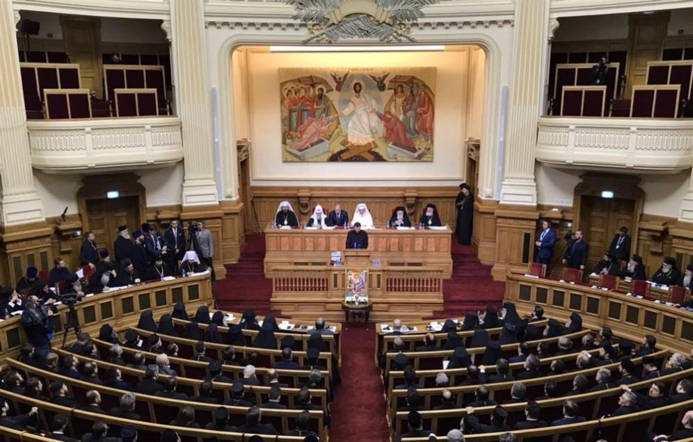 Ședinţa-solemnă-a-Sfântului-Sinod-Anul-omagial-şi-comemorativ-2017-VIDEO