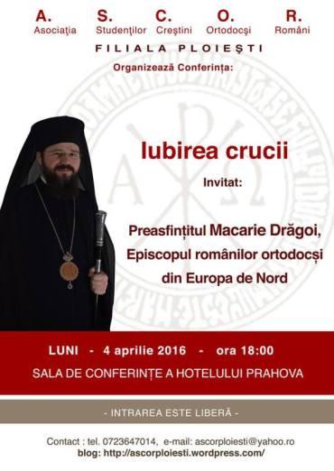 """""""Iubirea crucii"""" – Ploiești (4 aprilie 2016)"""