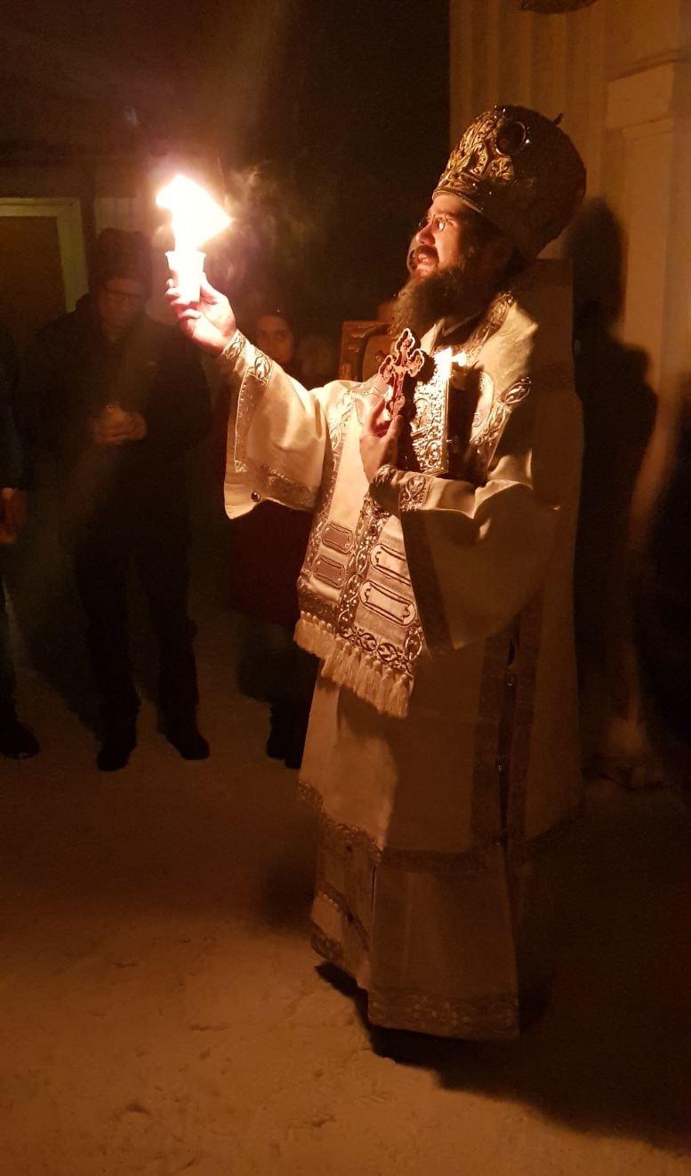 Românii au sărbătorit Paștile dincolo de Cercul Polar