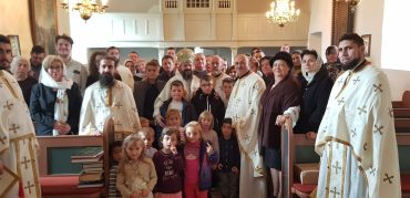 Missionary services in Denmark