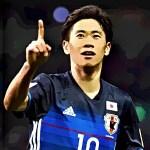 香川真司、近所の少年たちにサッカー教室