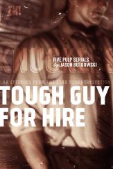 Tough Guy for Hire, original cover illustration by Douglas Klauba