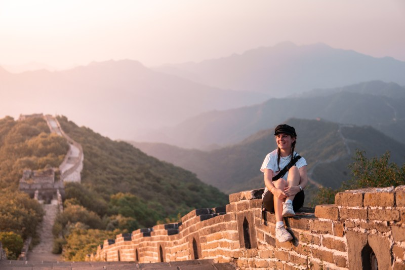 Beijing Chinese Great Wall-00566