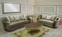 Versace Sofa Set Epixilon Neoclical Furniture Sofa Set