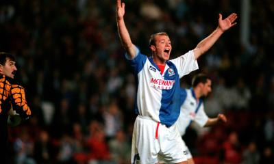 Alan Shearer Blackburn