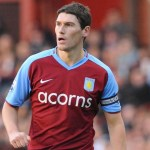 Gareth Barry Aston Villa
