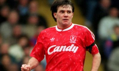 Ray Houghton Liverpool