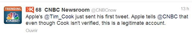 CNBC Newsroom  CNBCnow  sur Twitter