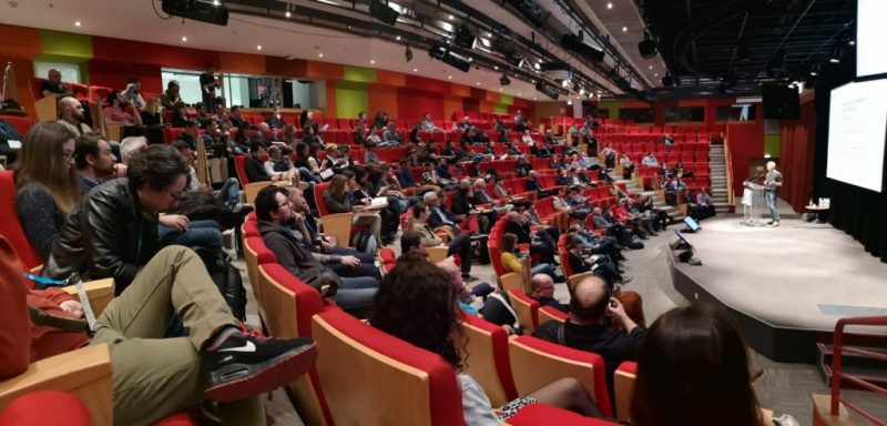 Conférence WordCamp 2019