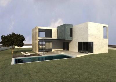 Διώροφη μονοκατοικία στο Αγρίνιο