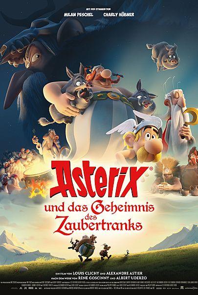 Astérix: Le Secret De La Potion Magique : astérix:, secret, potion, magique, EclairPlay, Germany, Austria, Movie:, ASTERIX, SECRET, MAGIC, POTION