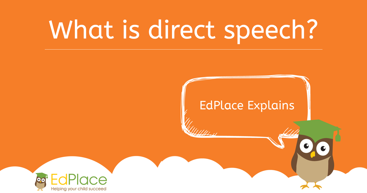 hight resolution of What is direct speech?