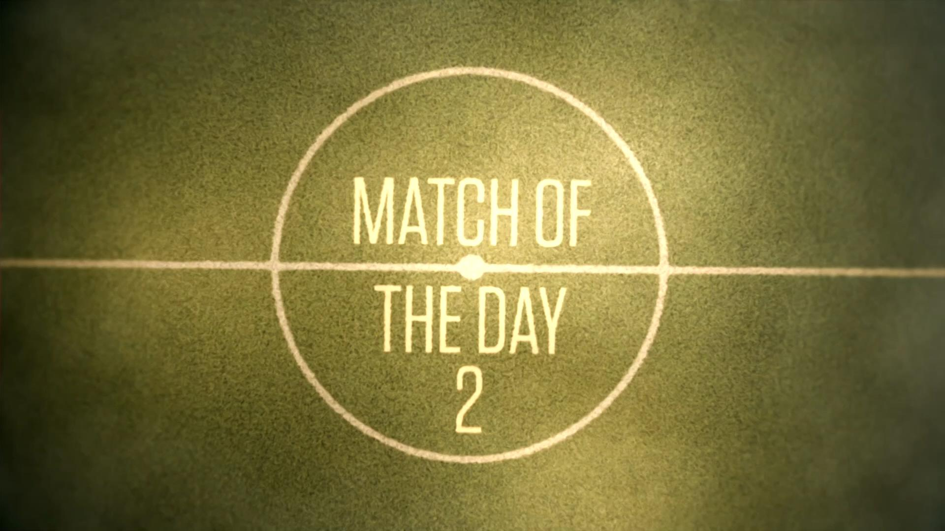 EPL BBC Match of the Day 2 MOTD2  Eplfootballmatchcom