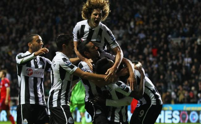 Newcastle United 9 Games In What S The Story Stats