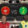 Arsenal Vs Norwich Preview Team News Stats Key