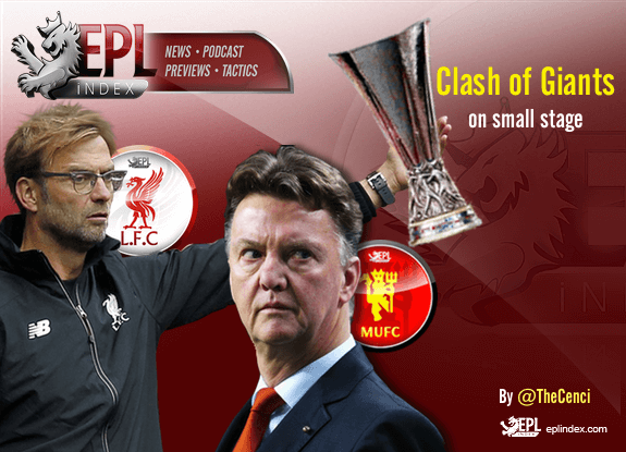 Clash of the Giants on a small stage - Liverpool vs Manchester United
