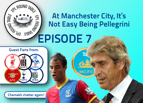 EPL Podcast 160914