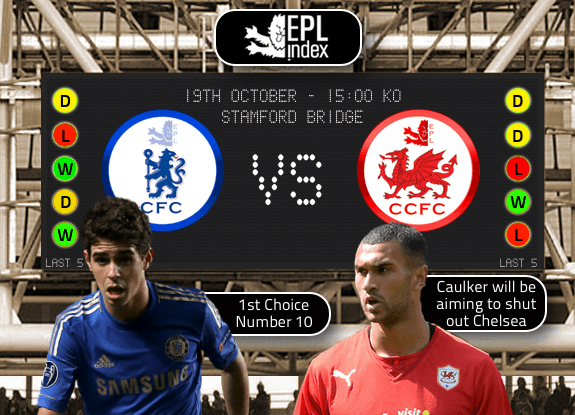 Chelsea Vs Cardiff Preview