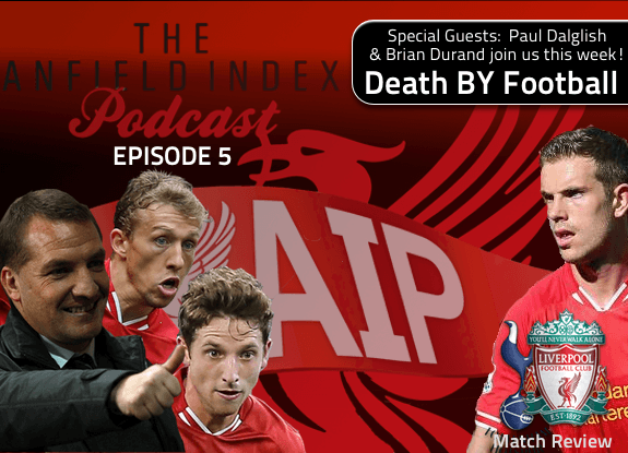 Episode 5 - Death BY Football