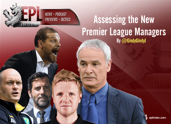 Assessing New PL Managers