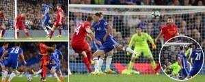 Chelsea 1 Liverpool 2
