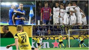 Dortmund 2 Real Madrid 2