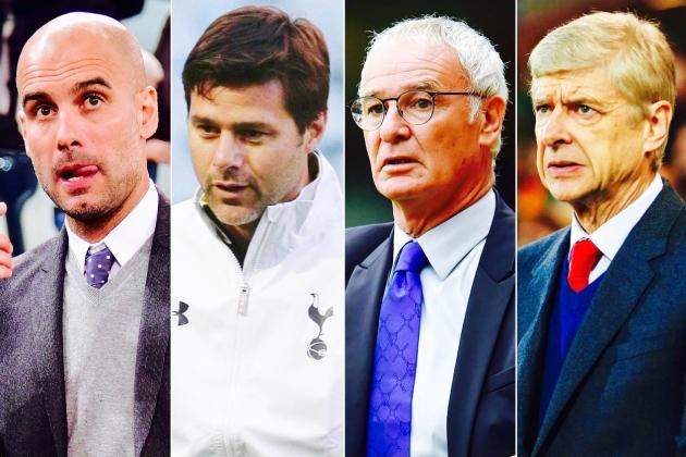 Premier League managers in Europe