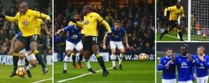 Watford 3 Everton 1
