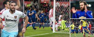 Stoke 1 Man Utd 1