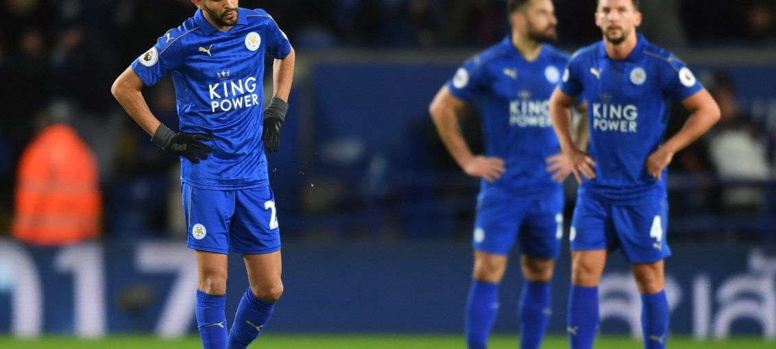 Leicester Upset