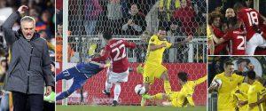Rostov 1 Man Utd 1