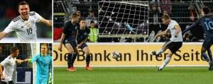 Podolski Farewell