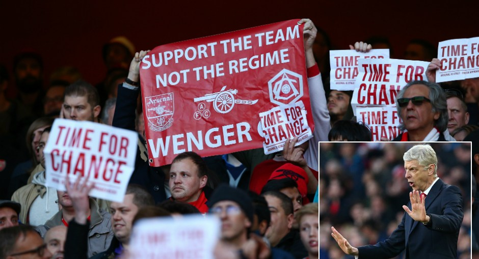 Wenger and Eternal optimism of Arsenal