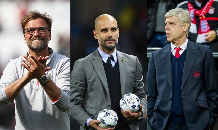 Liverpool Man City Arsenal