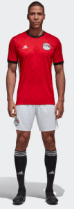 Egypt World Cup 2018 Home Kit