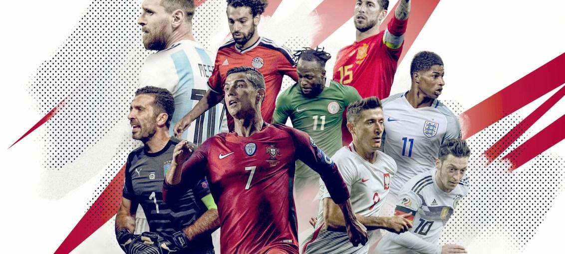 International Friendlies 2018