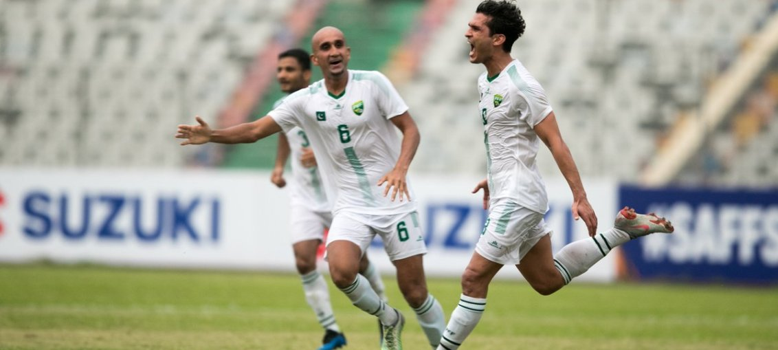 Pakistan Football SAFF